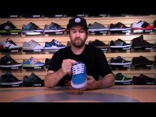 Osiris Caswell VLC Mens Shoe New