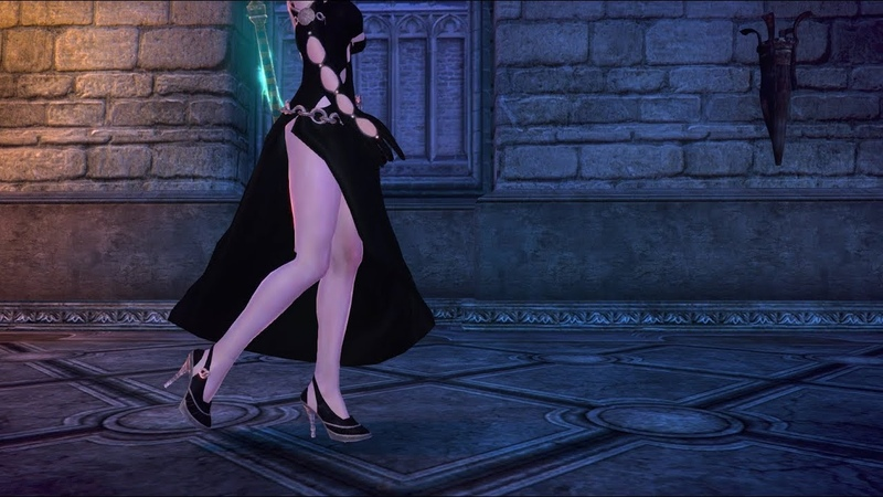 Сказки ТERA Halloween (TERA Online, Thousand Foot Krutch - Welcome to the masquerade)