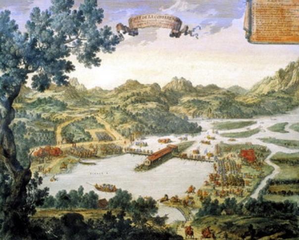 ИСТОРИЯ ОСТРОВА ФАЗАНОВ Для Испании и Франции 1648 год год окончания первого военного конфликта, затронувшего практически все европейские страны (кроме Швейцарии), известного нам под названием