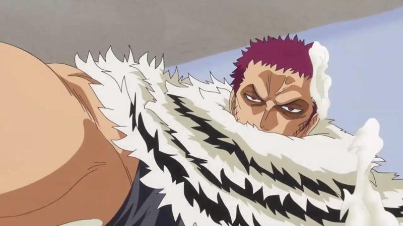One Piece 842 серия русская озвучка Shoker / Ван Пис - 842