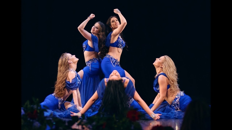 Layali Belly Dance Group: Oriental Fairytales 2018