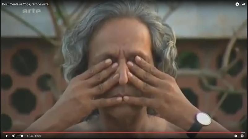 Documentaire Yoga, lart de vivre