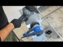 Реальный Тест обзор шлиф машинки RUPES er05 и HUBERTH RP207187-5