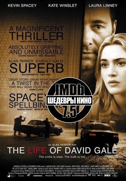 Жизнь Дэвида Гейла (2002)