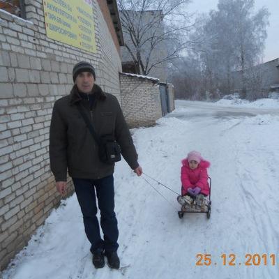 Николай Мамонтов, 2 января 1968, Шостка, id202248049