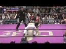 Fujita Jr Hayato, Isami Kodaka, Shiori Asahi vs. Minoru Tanaka, Shinjiro Otani, Ultimo Dragon