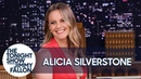 Alicia Silverstone Responds to Clueless Rumors