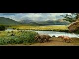 Прогулки с динозаврами 3D / Walking with Dinosaurs 3D (2013) Трейлер №3 (дублированный)