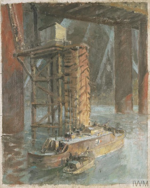 Джон Эдгар Платт Английский живописец1886-1967 гг