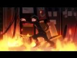 #ヒロアカアニメ名シーン:第1弾「君が救けを求める顔してた」(『僕のヒーローアカデミア』第2話より)