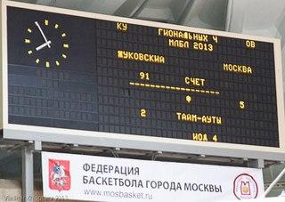 Финальный день Кубка Региональных Чемпионов (trinta.ru)