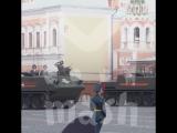 Как в Москве спасают дороги от техники к Параду Победы