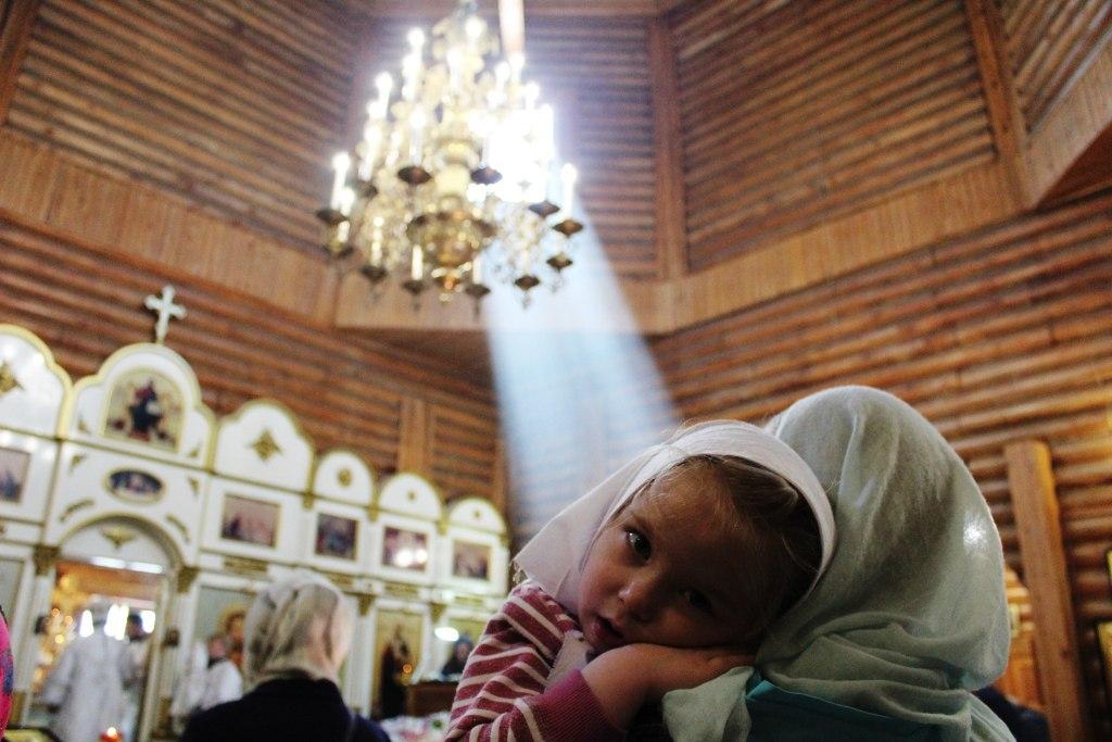 Архиепископ Ефрем возглавил праздничную литургию в день 150-летия Императора Николая II