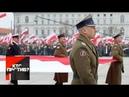 Кто против в Польше 29 советских солдат лишили почетных званий От 22 02 19