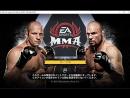 Запуск игры EA Sports mma на эмуляторе rpcs3 от 5.05.18