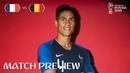 Raphael VARANE - France v Belgium PREVIEW - 2018 FIFA World Cup™