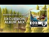 Monstercat 023 - Voyage (Excursion Album Mix) 1 Hour of Electronic Music