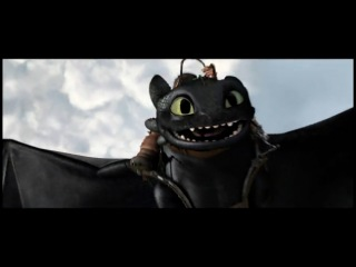 Как Приручить Дракона 2/ How to Train Your Dragon 2 (2014) Тизер
