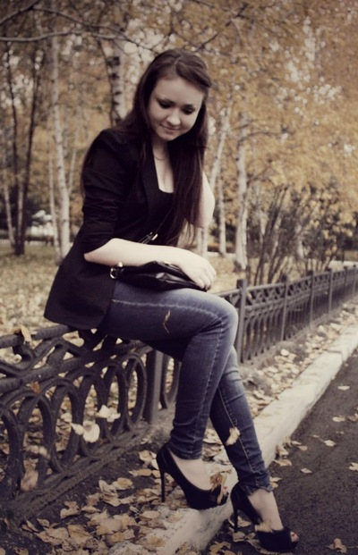 Кристина Викторовна, 12 февраля 1994, Похвистнево, id187180895