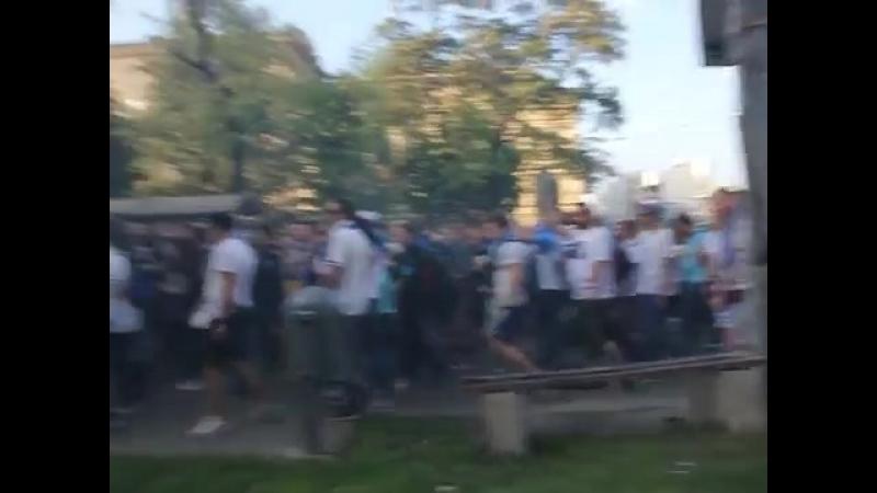 Шахтер - Динамо в Днепре