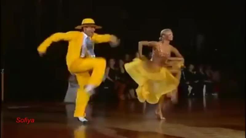 Band ODESSA- КУКОЛКА КОНФЕТКА Танцуют Максим Кожевников и Юлия Загоруйченко