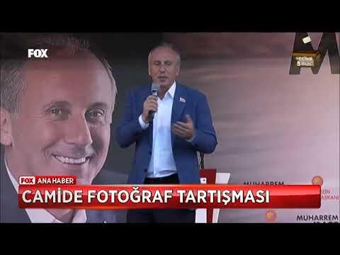 Miting meydanlarında Erdoğan ve Muharrem İnce'nin Başörtü atışmaları