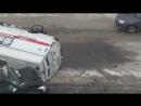 Жёсткая авария на кузнецкой