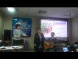 Бабье лето  исполняют Ольга  Позднкова и  Ирина Леонтьева