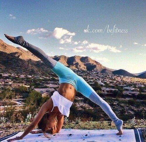 Комплекс упражнений для растяжки мышц ног:… (1 фото) - картинка