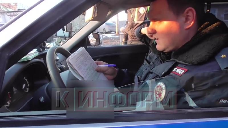 Инспекторы ДПС задержали заместителя прокурора Сургута
