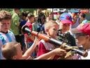 «Урок мужества» военные в гостях у школьников в санатории «Затишье»
