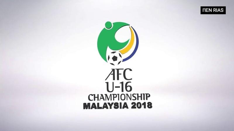 Highlights Gol Indonesia Menang Atas Iran di AFC U-16 di Malaysia 2018