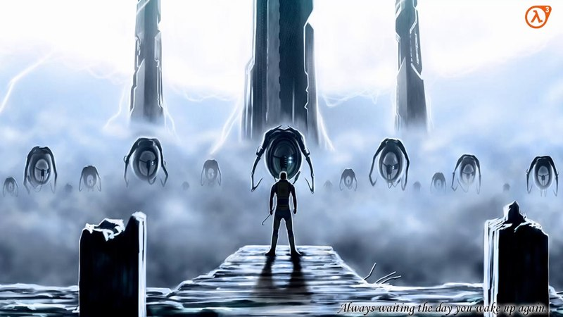 Path of Borealis - Triage at Dawn (HL2 OST) (Rock Version) [Half-Life Ending]