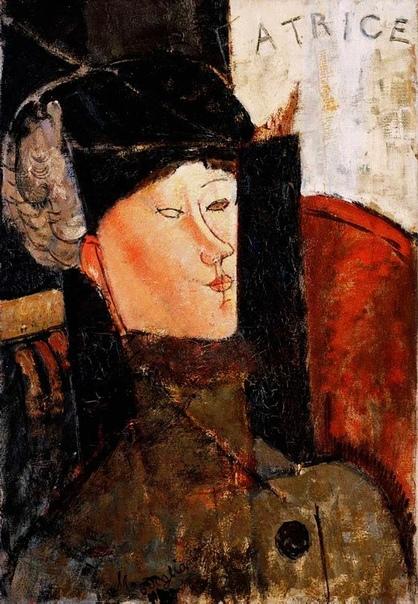 Писать о женщинах художника Амедео Модильяни - дело неблагодарное