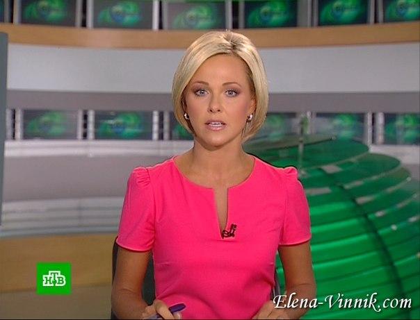 Ведущая новостей на первом канале елена винник беременна 21