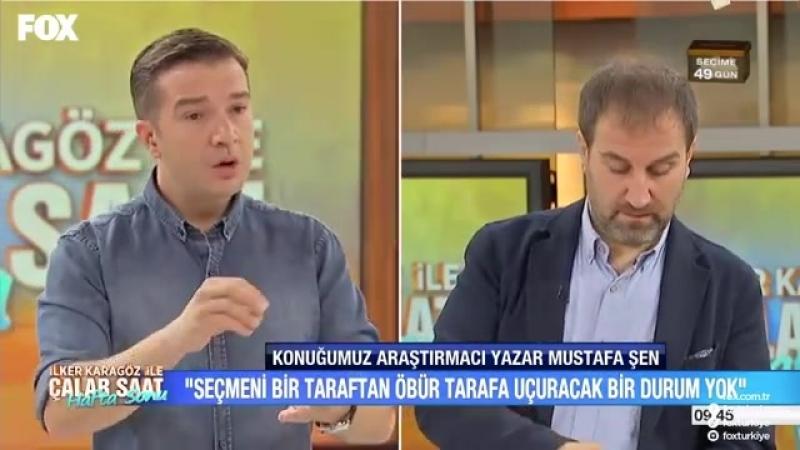 6 Mayıs 2018 İlker Karagöz ile Çalar Saat Hafta Sonu 03