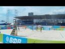 Beach volley Russia Kazan 2018 W 01 Abalakina-Dabizha and Rudykh-Zayochkovskaya
