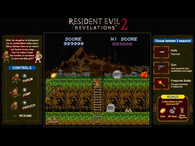 NS\PS4\XBO\PS3\XB360\PSV - Resident Evil: Revelations 2