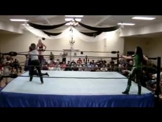 Christina Von Eerie _ MsChif vs. Candice LeRae _ WWE NXTs Bayley