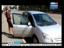 Полицейские в Иркутске за несколько часов нашли угнанный автомобиль