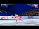 Satoko Miyahara - 2017 Japanese Nationals SP Interview