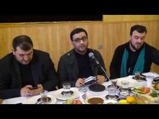 Haci Sahin ve Seyyid Tale - Imam Huseyn(a.s.) meclisi - Yasamal