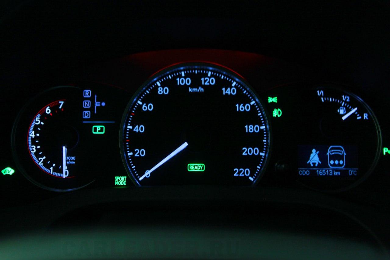 Спидометр Lexus CT 200