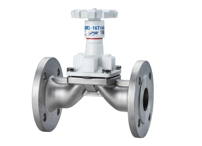 Концерн KSB выпустил новый мембранный клапан для питьевой воды - Изображение