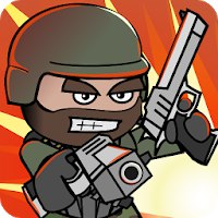 Doodle Army 2 : Mini Militia [Мод: Unlocked]