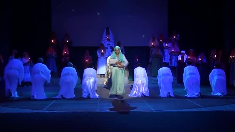 Спектакль Человек по имени Иисус Церковь Новый Завет г Улан Удэ