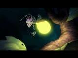 Светлячок Рэймонд эпизод из мультфильма  Принцесса и лягушка