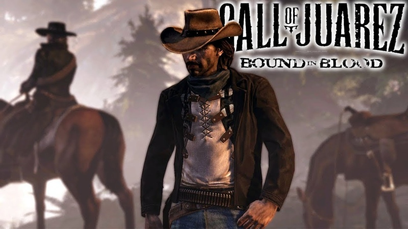 Call of Juarez: Bound in Blood - Девлин 6