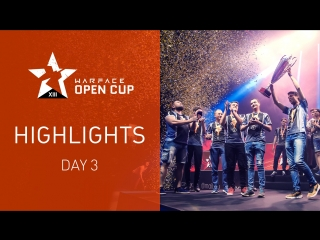 Warface Open Cup Season XIII: Highlights - Day 3