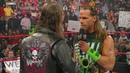Raw Guest Host Bret Hart calls out Shawn Michaels